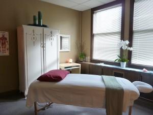 Essence treatment room